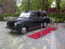 Black Taxi Photo Booth hire