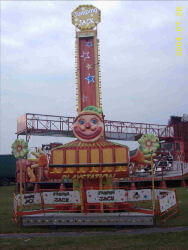 Jumping Jack Ride For Hire
