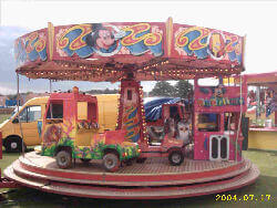 Children's Rides For Hire