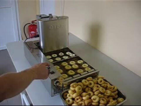 auto doughnut machine