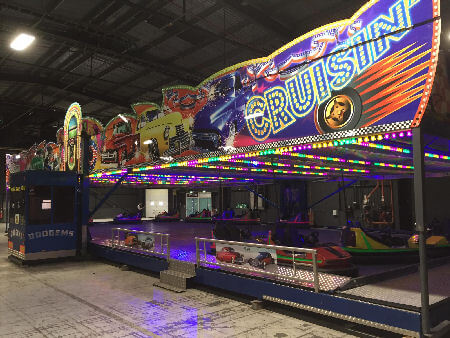 Continental Dodgems For Hire near me