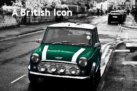 Mini The British Icon