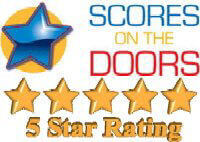 Scores on the doors 5 star rating