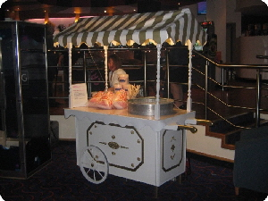 one of our wide range of Victorian carts for hire  in Preston