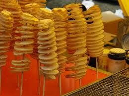 spiral fries the new novelty snack