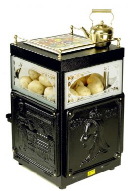 victoria oven, our preffered unit for Baked potatoes