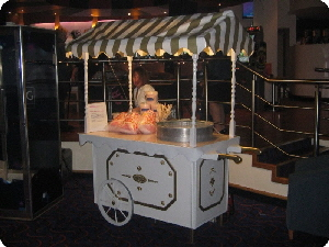 one of our wide range of Victorian carts for hire  in Glasgow