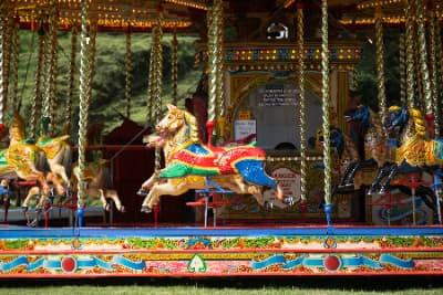 Another Example Of A Carousel Horse