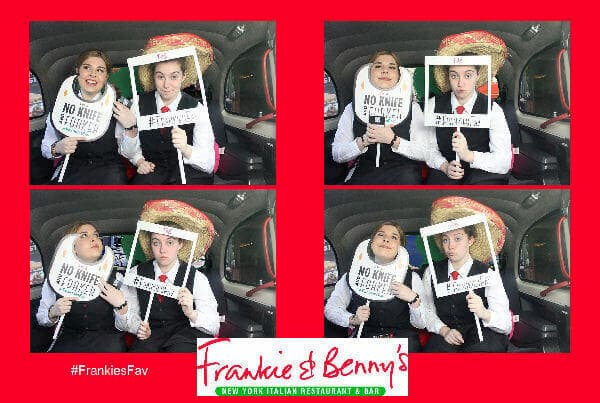 Custom Themed Frankie And Benny Prints