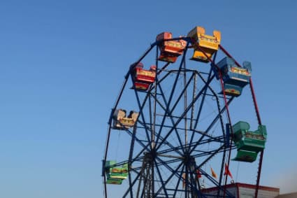 Traditional Ferris Wheel For Hire