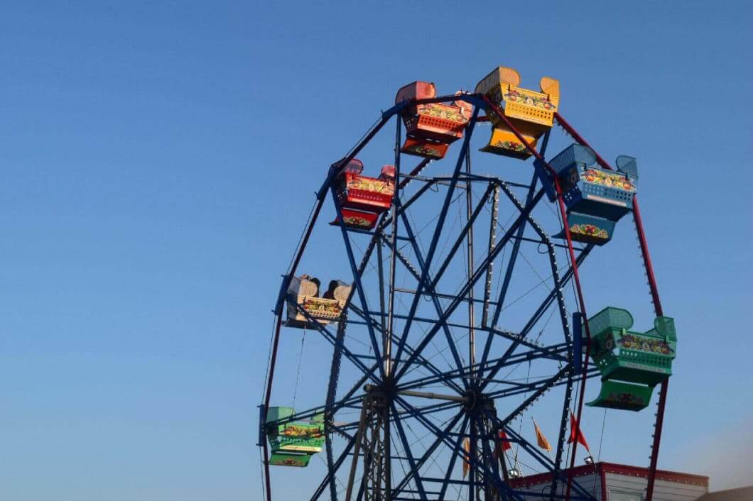 Hire Ferris Wheel For Your Event