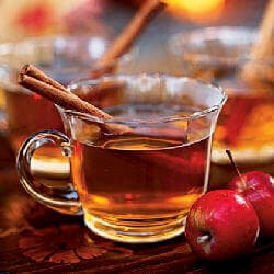 Steaming Mulled Wine