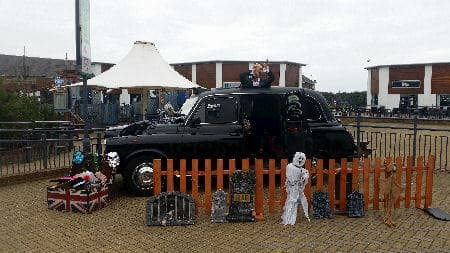 Penny Dreadful At Clacton Outlet Centre