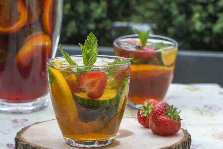 Hire Pimms Cart