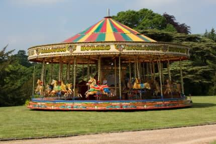 Victorian Carousel Ride